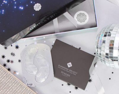Kristals Cosmetics Diamond Eye Mask Featured in Glossybox